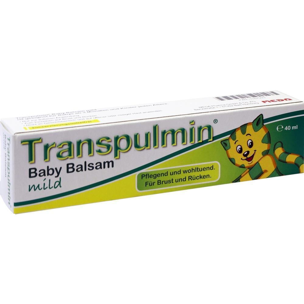 Transpulmin Schwangerschaft